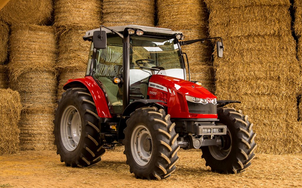 Tractor sector