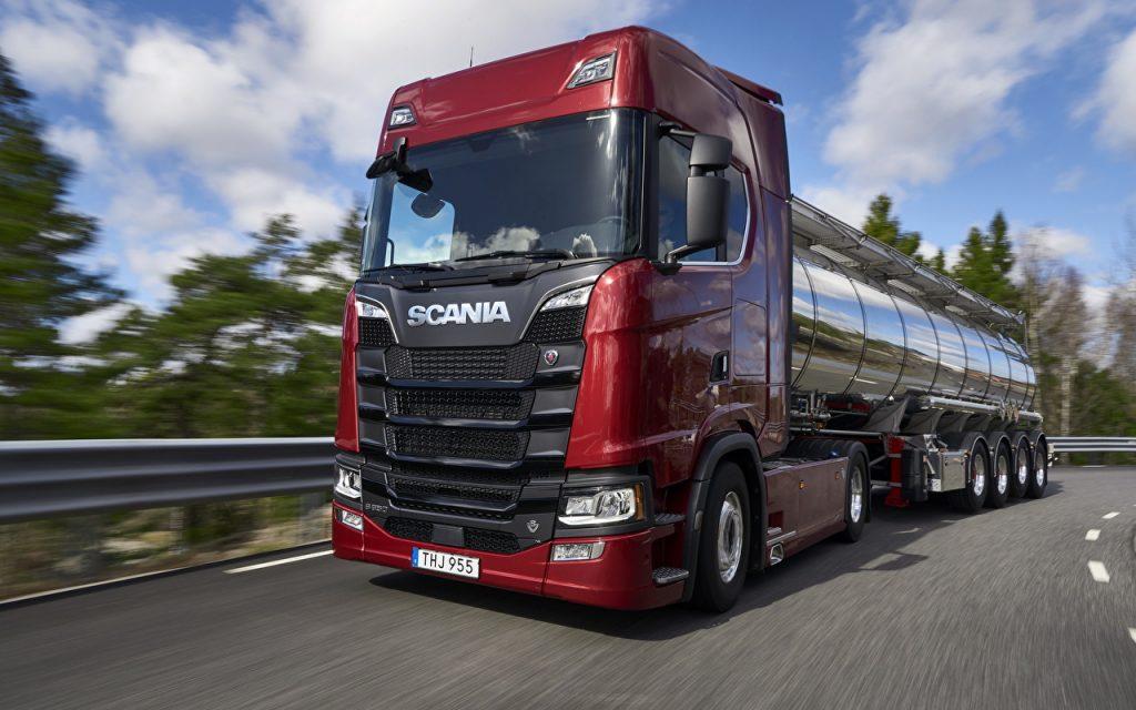 Truck sector